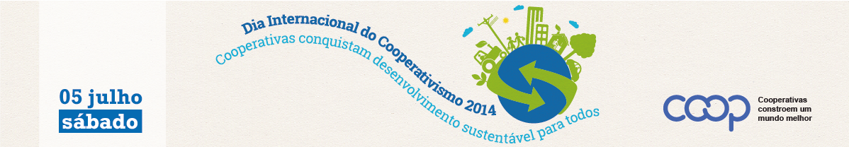 Dia Internacional do Cooperativismo
